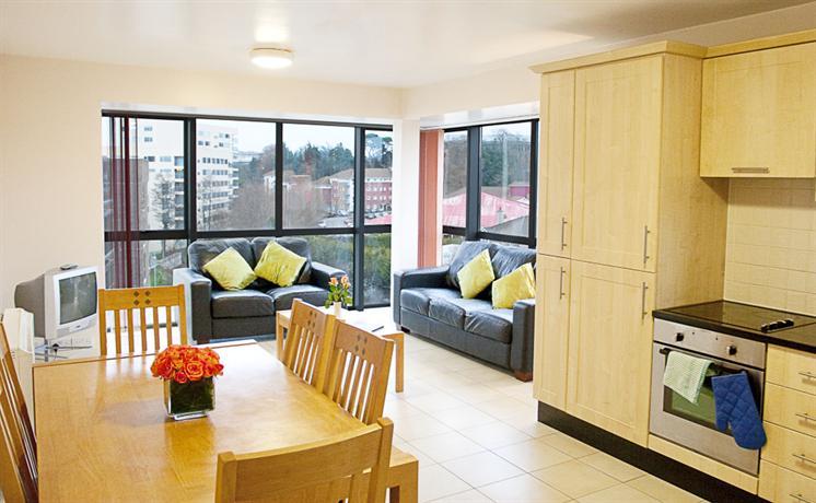 University Hall Apartments Campus Accommodation - dream vacation