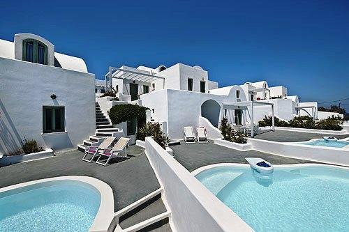 Aura Marina Apartments Akrotiri Santorini - dream vacation