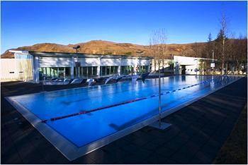 Hot Springs Hotel - dream vacation