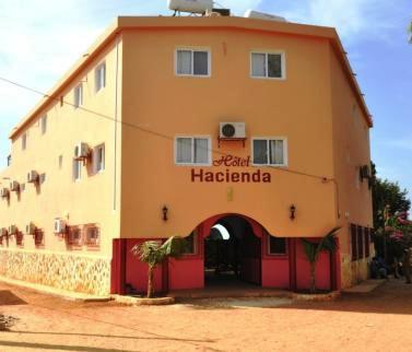 Hotel L\'Hacienda Saly - dream vacation