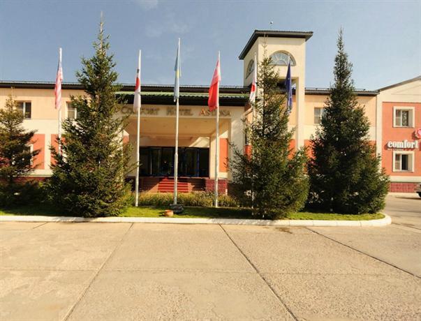 Отель Comfort Hotel Astana