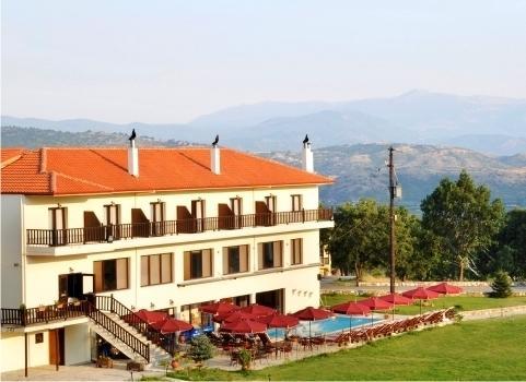 Voras Resort Hotel & Spa Panagitsa - dream vacation
