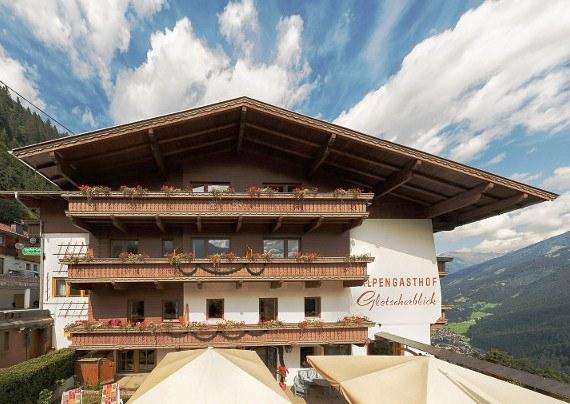 Gletscherblick Gasthof Finkenberg - dream vacation
