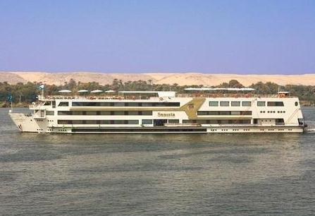 M/S Sonesta Moon Goddess Nile Cruise - dream vacation