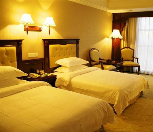 Mingcheng International Hotel - dream vacation