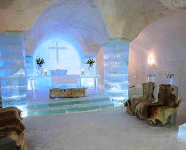 Sorrisniva Igloo Hotel - dream vacation
