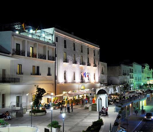 Grand Hotel Mediterraneo Santa Cesarea Terme - dream vacation