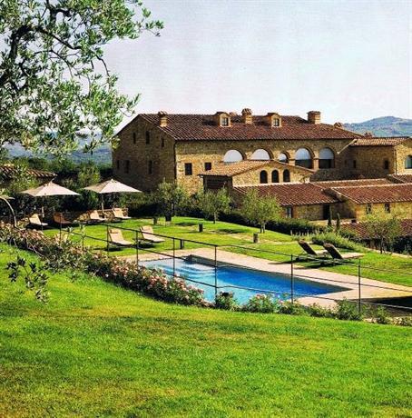 Le Fontanelle Hotel Castelnuovo Berardenga - dream vacation