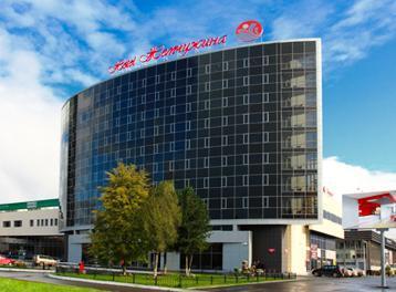 Отель Жемчужина Пермь