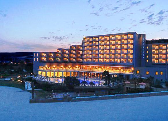 Alkoclar Hotel Alacati