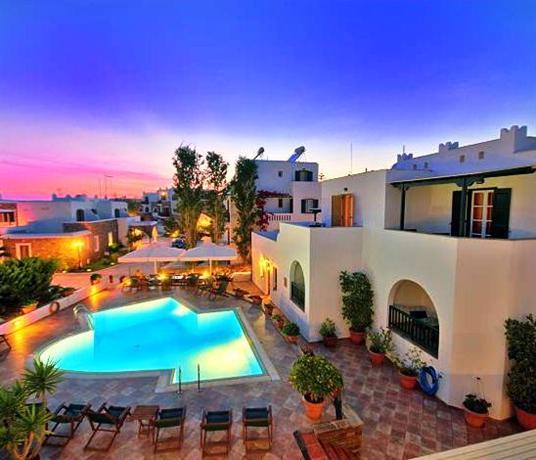 Spiros Hotel Naxos - Naxos -