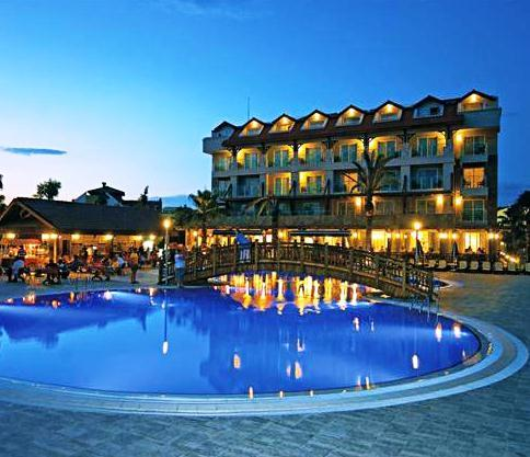 Seher Resort And Spa Hotel
