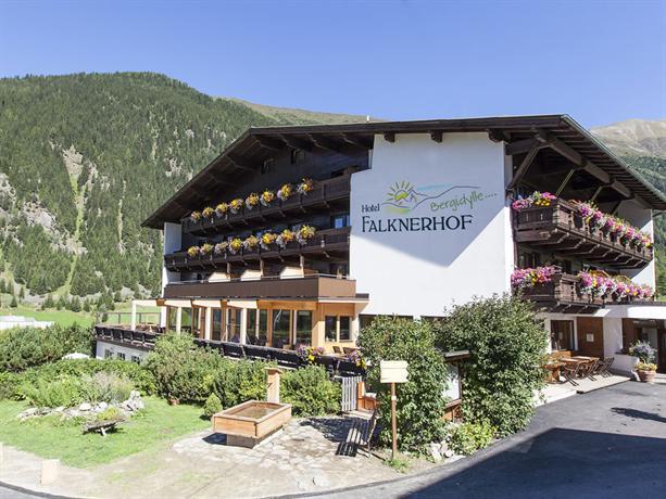 Falknerhof Hotel Umhausen - dream vacation