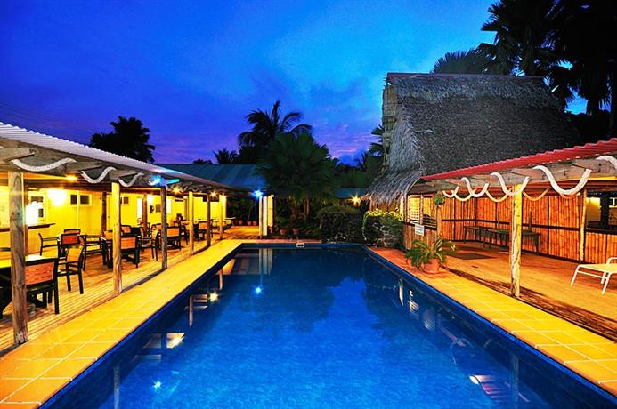 Kosrae Nautilus Resort - dream vacation