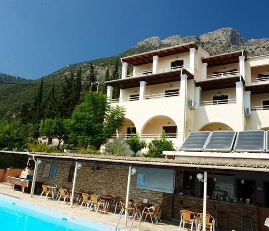 Captain\'s Apartments Barbati - dream vacation