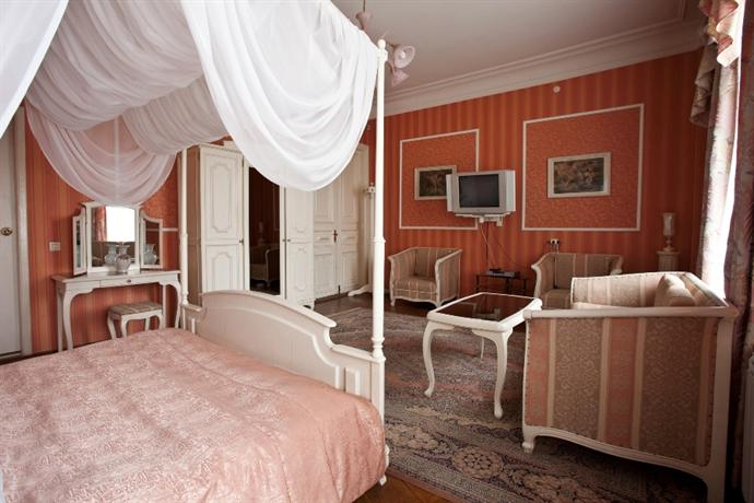 Гостиница Сергиевская