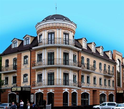 Отель Атташе