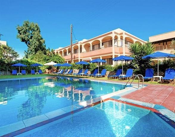 Hotel Olympia Rethymno - dream vacation