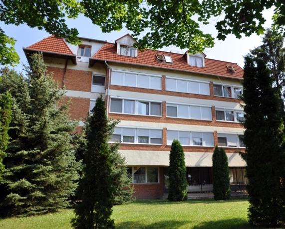Aqua Hotel Gyula - dream vacation