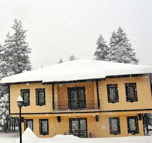 Ilgaz Mountain Resort Hotel - dream vacation
