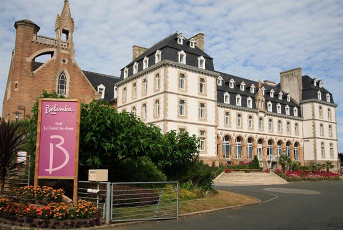 Belambra Clubs - Le Castel Sainte-Anne - Trégastel -