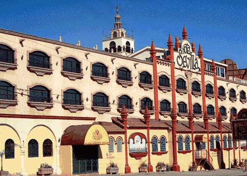 Hotel Sevilla Tijuana - dream vacation