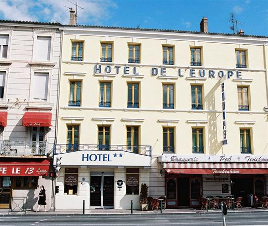Hotel de l\'Europe Valence - dream vacation