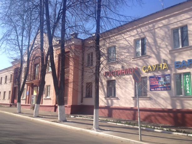Гостиница Рогачев
