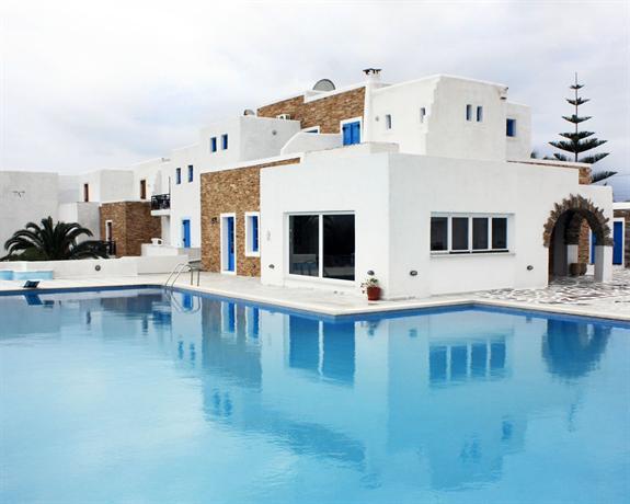 Naxos Holidays Bungalows Apartments - Naxos -