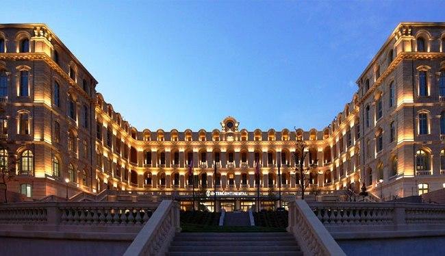 InterContinental Marseille - Hotel Dieu - dream vacation