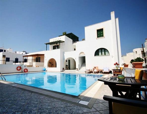 Hotel Iliovasilema - Naxos -