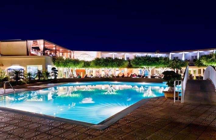 Sandy Beach Hotel Family Suites Marmari