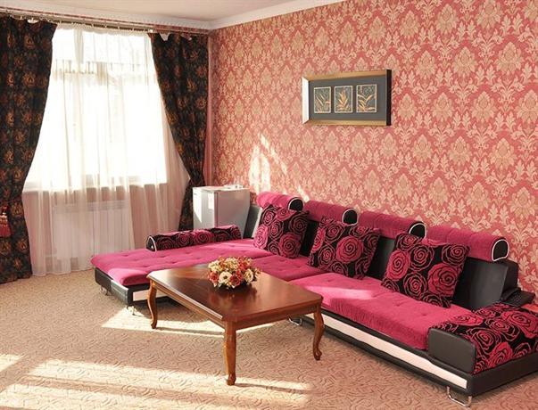 Albatros Hotel Bishkek - dream vacation