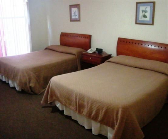 Hotel Rincon Real Suites - Durango (Mexique) -