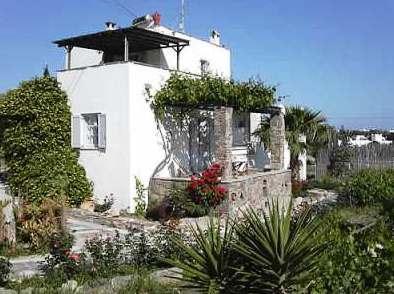 Kiriazanos Apartments - Paros -