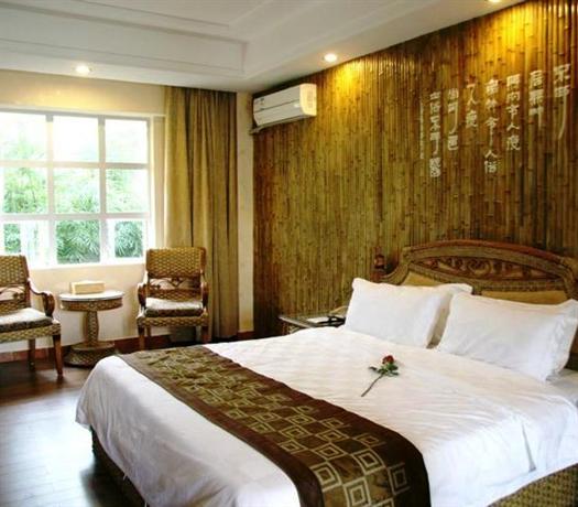 Natural International Hotspring Resort Huizhou - dream vacation