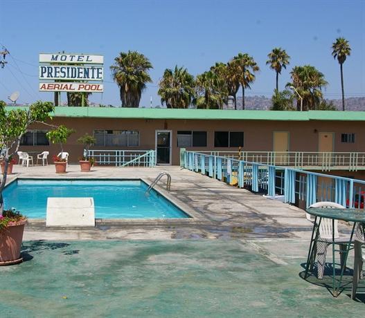 Motel Presidente - dream vacation