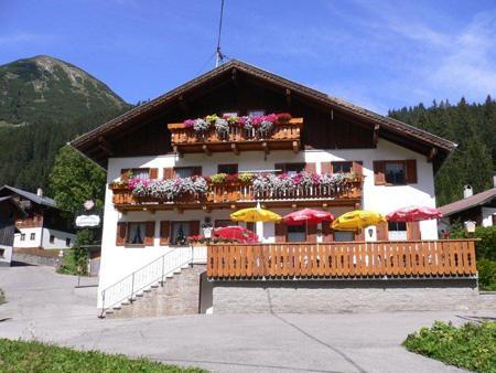Wetterspitze Gasthof - dream vacation