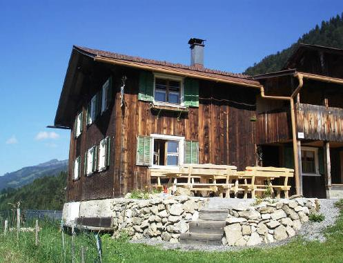 Haus Mura Hutte - dream vacation