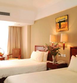 Green Tree Inn Hebei Tangshan Shengli Bridge Business Hotel - dream vacation