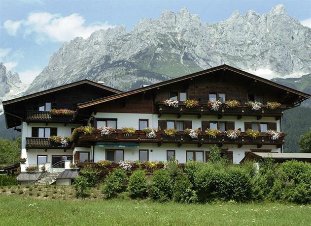 Pension-Appartements Schipflinger - dream vacation