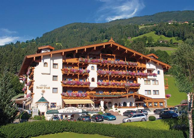 Hotel Neue Post Hippach Compare Deals
