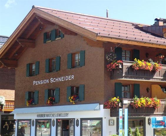 Pension Schneider - dream vacation