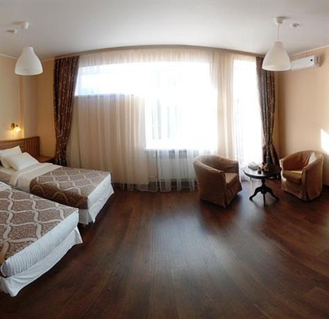 Отель Посадская