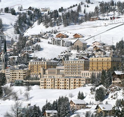 Kulm Hotel St Moritz - dream vacation