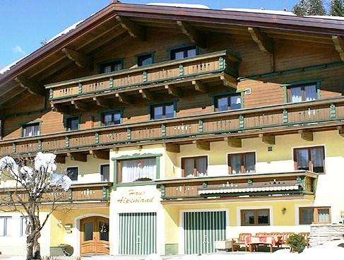 Haus Alpenland - dream vacation