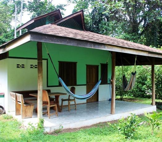 Cabinas Wolfsong Cahuita - dream vacation