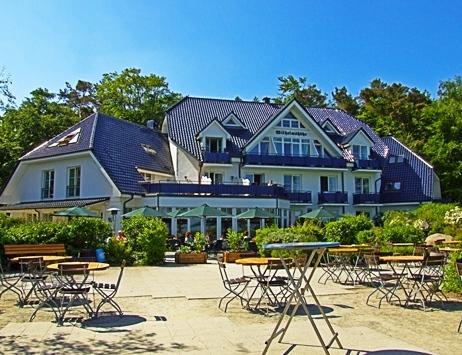 Wilhelmshohe Das Haus am Kliff - dream vacation