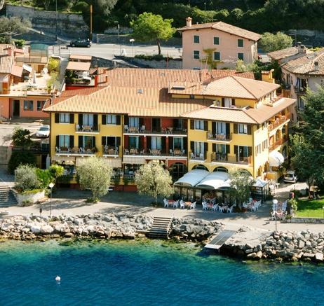Hotel Villa Beatrice Brenzone - dream vacation
