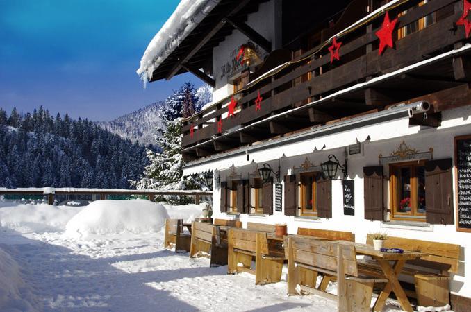 Berggasthof Willy Merkl Haus - dream vacation